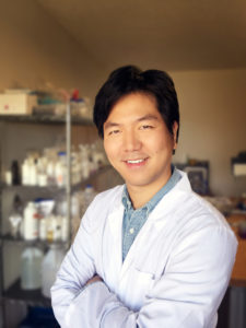 Dr. Ian Baek, PhD, CEO and Founder of ORGAID