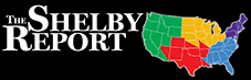 Shelbyreport black website header